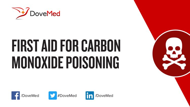 First Aid For Carbon Monoxide Poisoning