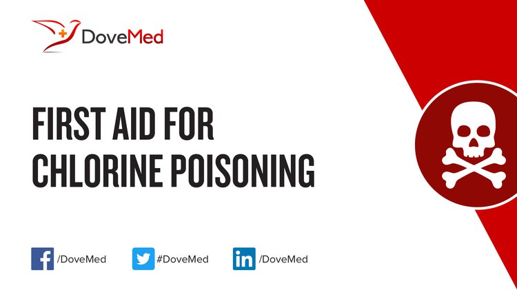 First Aid For Chlorine Poisoning