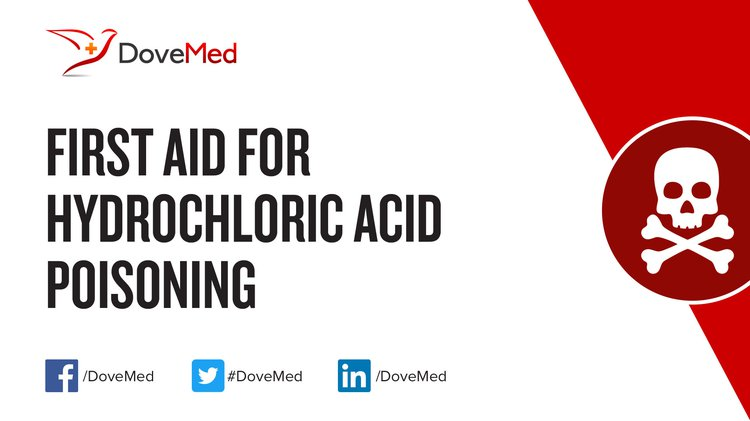 First Aid For Hydrochloric Acid Poisoning
