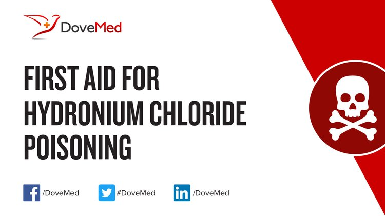 First Aid For Hydronium Chloride Poisoning