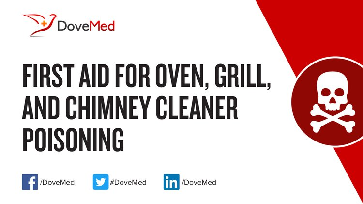 First Aid For Mr Muscle Oven And Grill Cleaner Poisoning