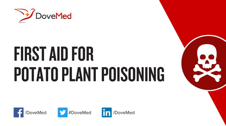 what is potato plant poisoning