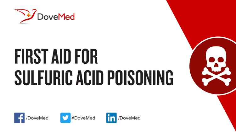 First Aid For Sulfuric Acid Poisoning