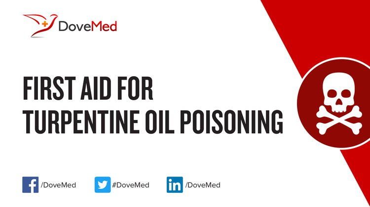 First Aid for Turpentine Oil Poisoning