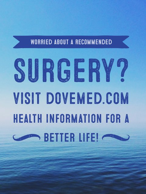 DoveMed Surgical Procedures Center Ad 2