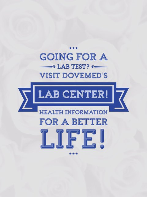 DoveMed Laboratory Procedures Center Ad 2