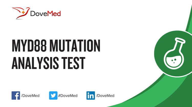 MYD88 Mutation Analysis Test