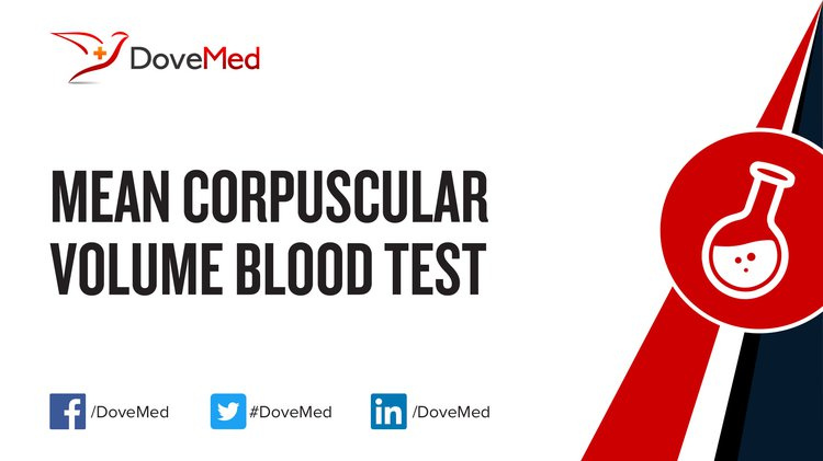 Mean Corpuscular Volume Blood Test-2647