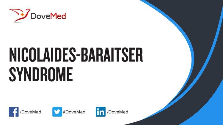 Nicolaides Baraitser Syndrome