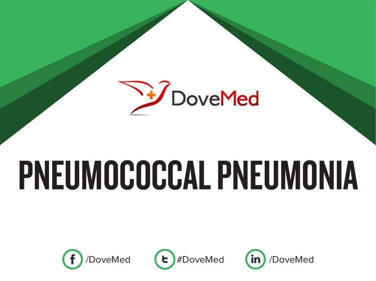 Strep pneumonia in older adults