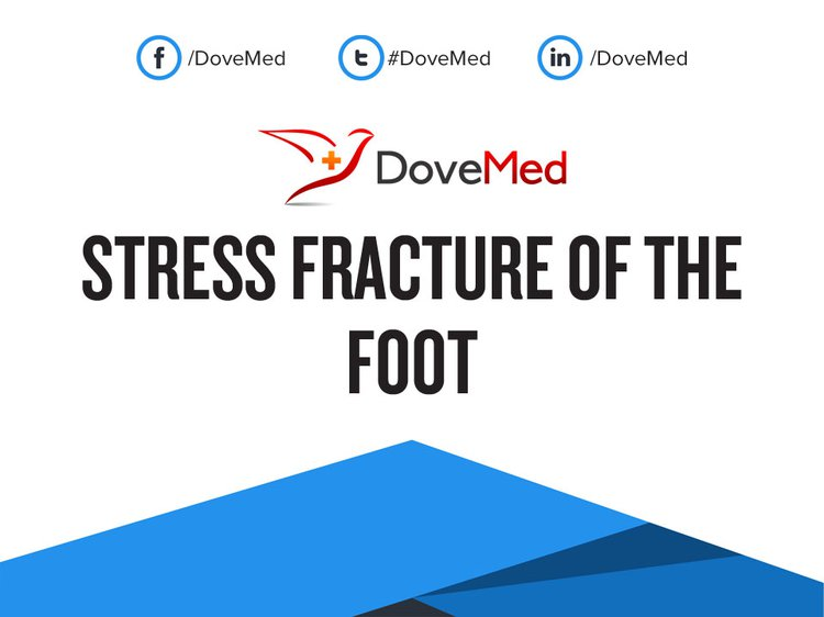 Stress Fracture of the Foot