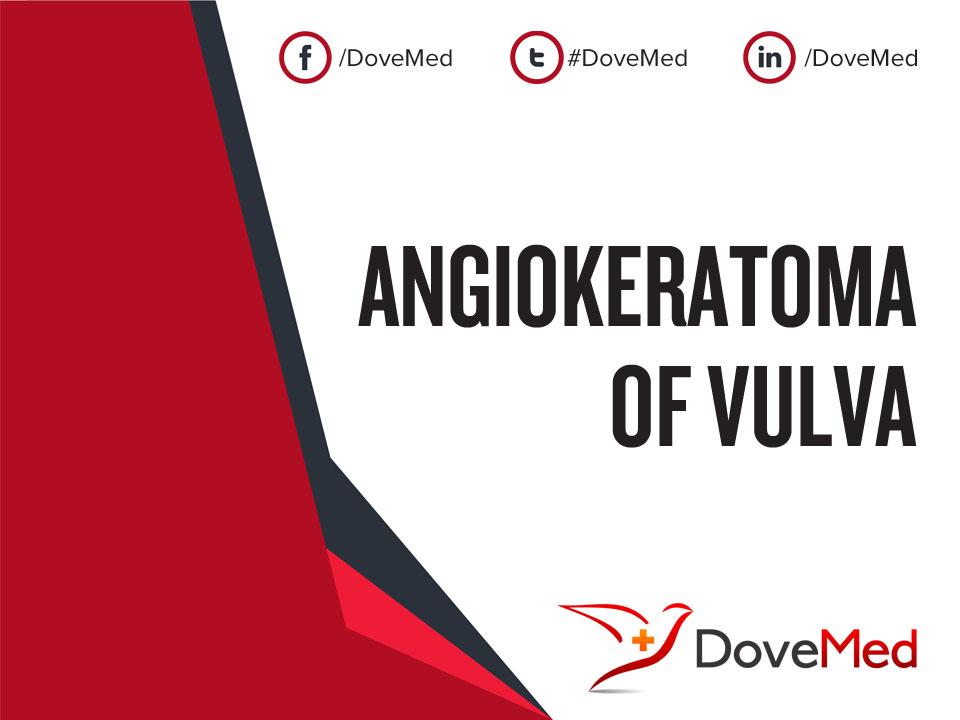 Vulva red lesion