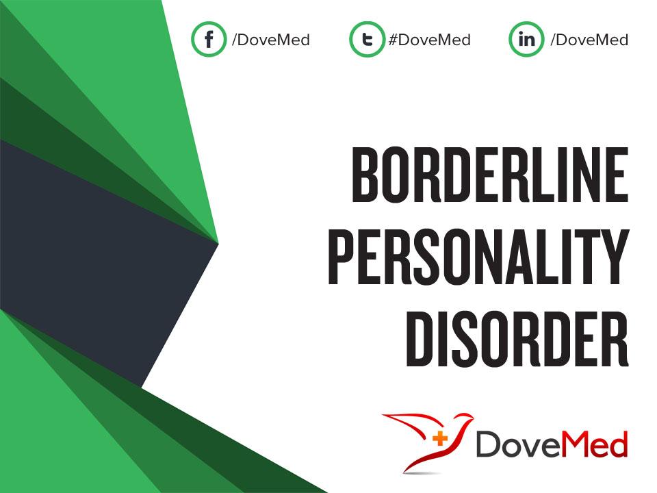 Borderline personality disorder essay titles