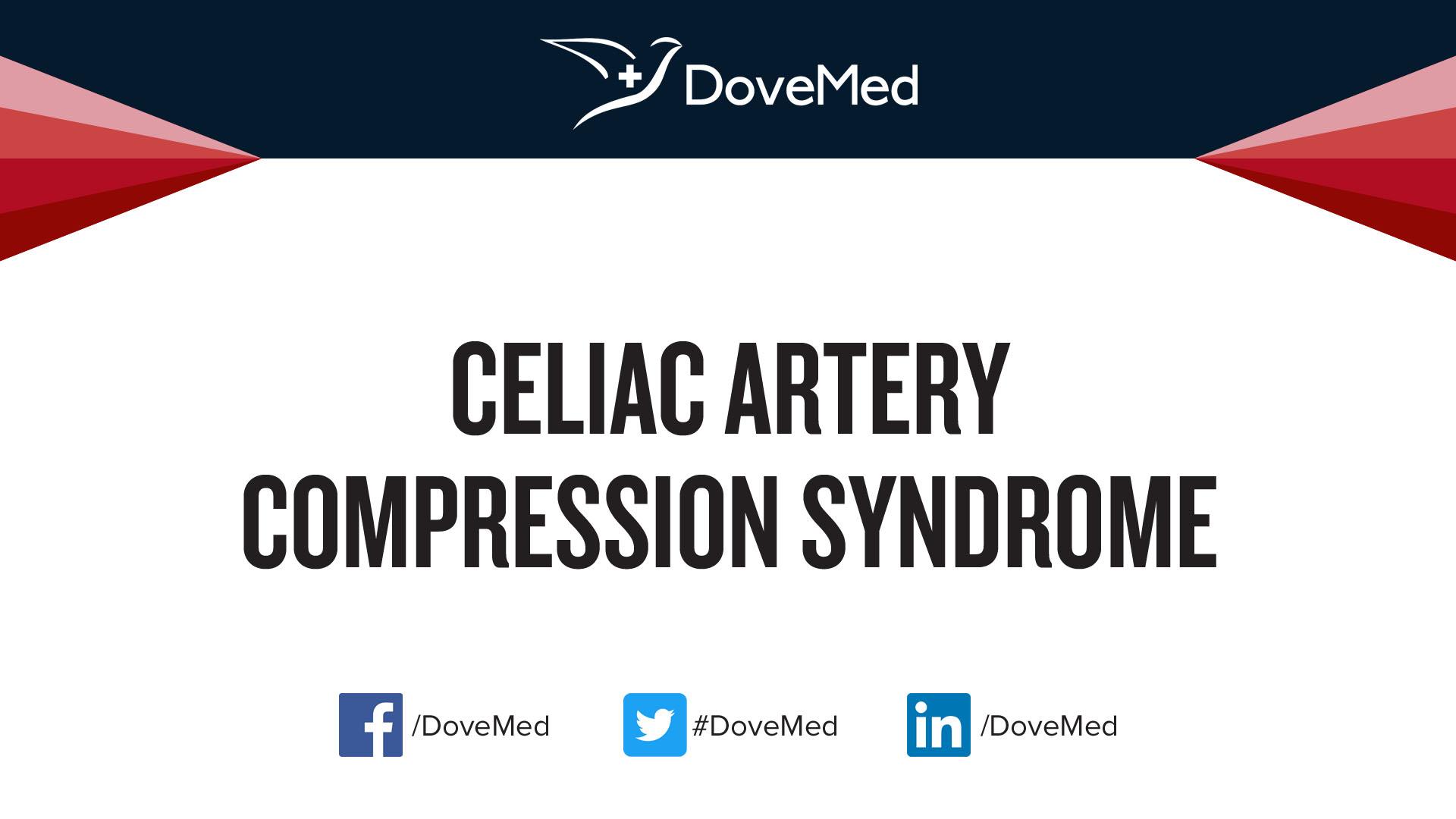 Celiac Artery Compression Syndrome