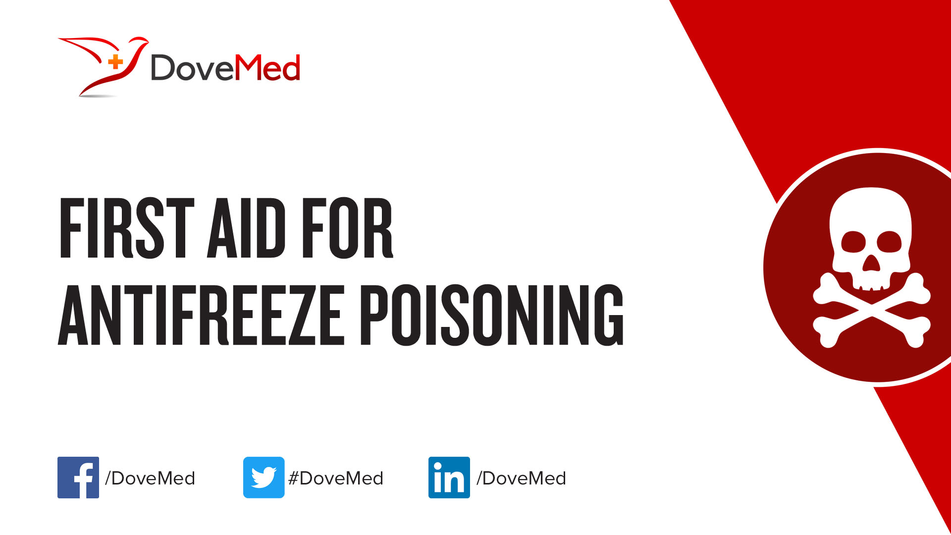 First medical aid for poisoning: it is important to correctly prioritize