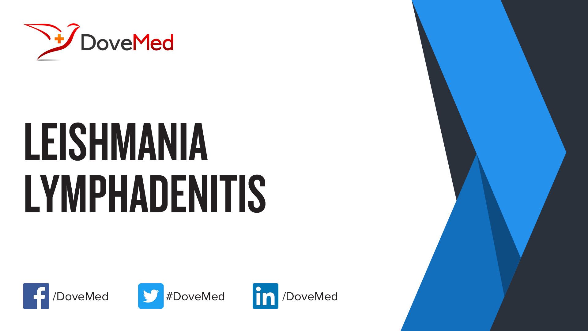 Leishmania Lymphadenitis