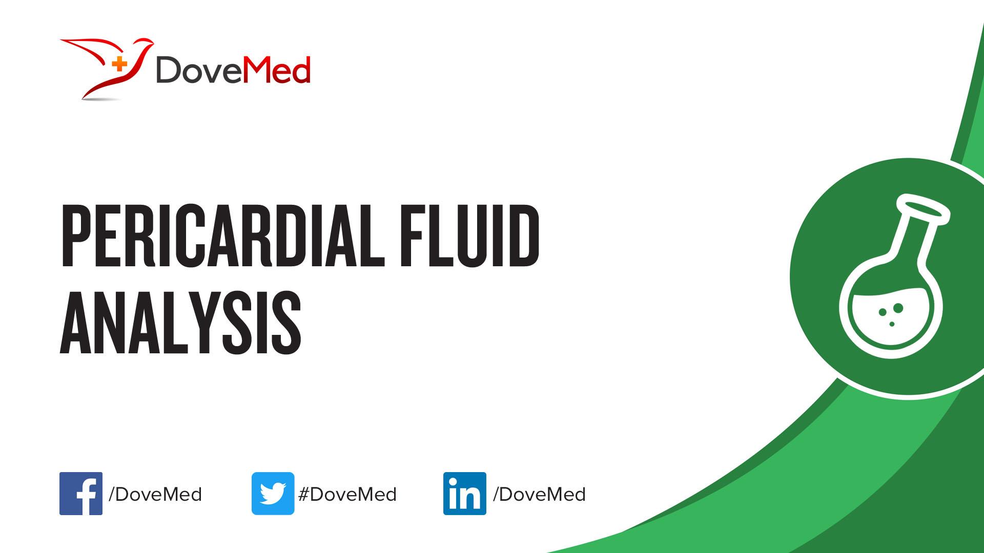 Pericardial Fluid Analysis